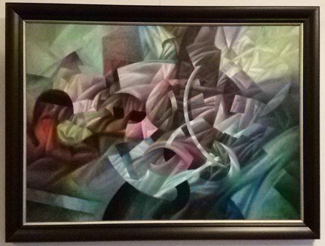 купить картины киев, иван турецкий, живопись