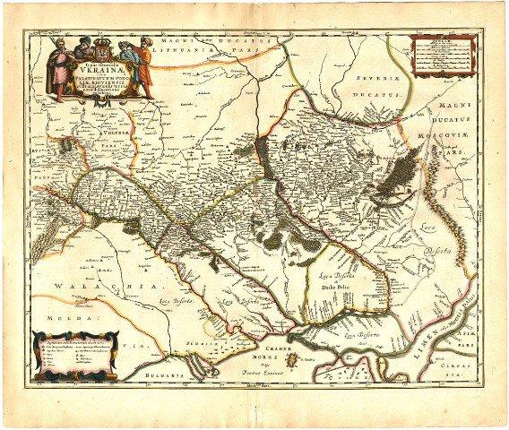 карта, Typus Generalis