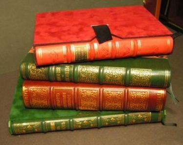 Реставрация старинных книг
