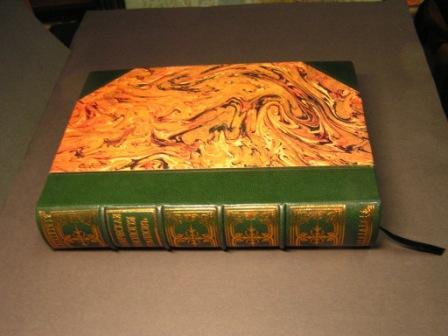 переплетная мастерская старинных книг